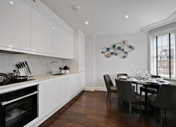 Thumbnail 3 bedroom flat to rent in Hamlet Gardens, Hammersmith