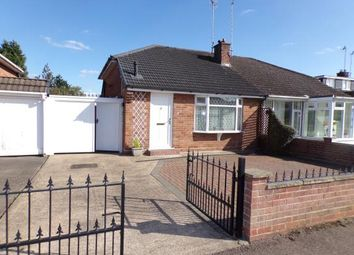 Thumbnail 2 bed bungalow for sale in Brookthorpe Way, Silverdale, Nottingham, Nottinghamshire