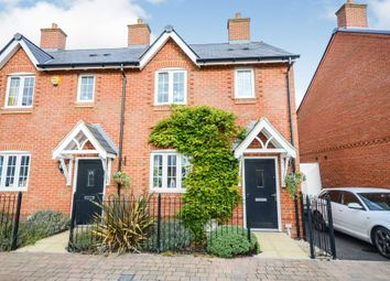 Eleanor Drive, Amesbury, Salisbury SP4. 3 bed semi-detached house for sale