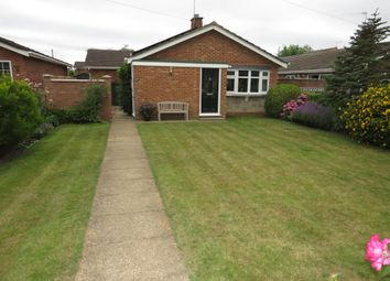 Thumbnail 3 bedroom detached bungalow for sale in Greenwood Way, Sprowston, Norwich