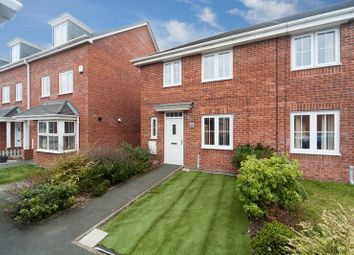 Thumbnail 3 bedroom terraced house for sale in Wintergreen Close, Leigh