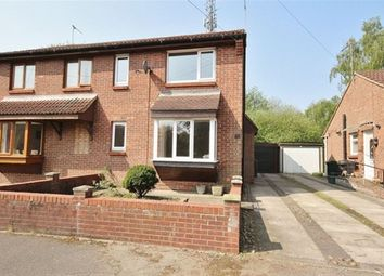 Thumbnail 3 bed semi-detached house to rent in Bainbridge Drive, Selby