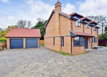 Thumbnail 4 bed detached house to rent in Becketts Wood, Upstreet, Canterbury
