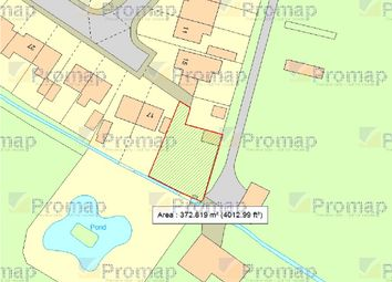 Thumbnail Land for sale in Southview Close, Rayleigh