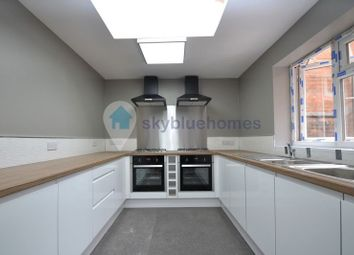 Thumbnail 5 bed end terrace house to rent in West Street, Leicester