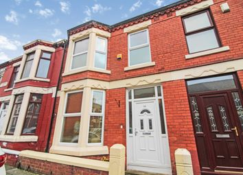 Thumbnail 3 bed terraced house for sale in Fallowfield Road, Wavertree, Liverpool