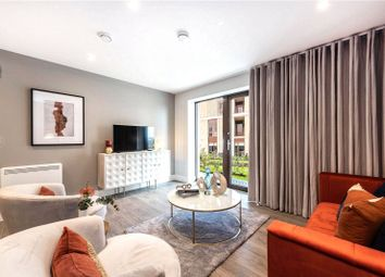 Liberty Wharf, 152 Mount Pleasant, Wembley, Middlesex HA0. 1 bed flat for sale