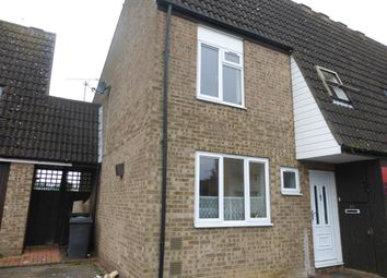 Thumbnail 3 bedroom terraced house to rent in Howland, Orton Goldhay, Peterborough