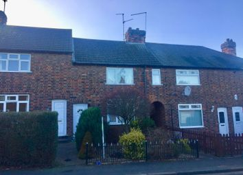 Thumbnail 2 bed terraced house for sale in Cowes Road, Grantham