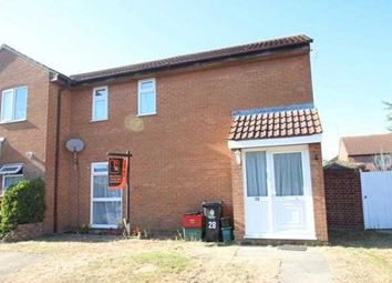 2 bed end terrace house for sale in Trimley Close, Clacton-On-Sea CO16