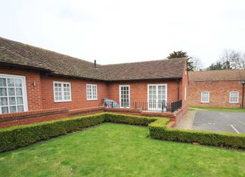 Thumbnail 2 bedroom terraced bungalow to rent in Grove House, Huntingdon Road, Fenstanton, Cambs