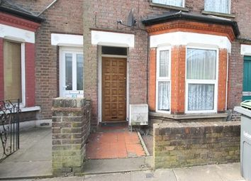 Thumbnail 3 bed terraced house to rent in Havelock Road, Luton