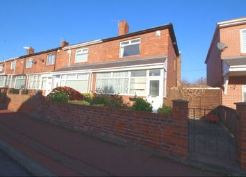 Thumbnail 2 bed terraced house for sale in Commercial Road, Byker, Newcastle Upon Tyne