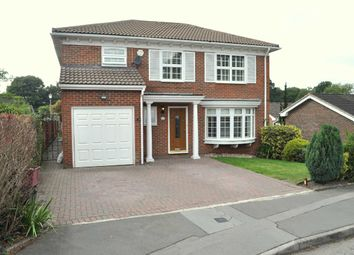 Thumbnail 5 bed detached house to rent in Edgeborough Way, Bromley
