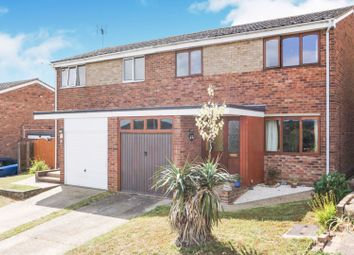 Thumbnail 3 bed semi-detached house for sale in Sheldrake Drive, Ipswich