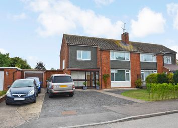 Thumbnail 4 bed semi-detached house for sale in Onley Park, Willoughby, Rugby