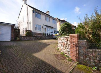 Thumbnail 3 bedroom detached house for sale in Hoveland Lane, Taunton