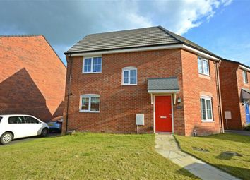 Thumbnail 3 bedroom detached house for sale in Skimmer Close, Northampton