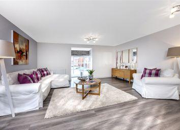 Thumbnail 2 bed flat for sale in Montague Park, Wokingham, Berkshire