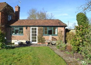 Thumbnail 1 bed cottage to rent in Burys Bank Road, Crookham Common, Thatcham