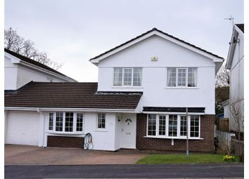 Thumbnail 4 bed link-detached house for sale in St. Andrews Close, Mayals