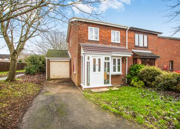 Thumbnail 2 bed semi-detached house for sale in Beckdale Close, Bicester