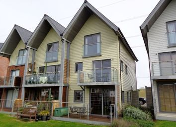 Thumbnail 4 bedroom town house for sale in Cormorant Grove, Island Harbour, Newport, Isle Of Wight
