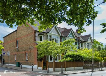 Thumbnail 4 bed terraced house for sale in Clapham Common West Side, London