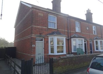 Thumbnail 2 bed terraced house to rent in Chalks Road, Witham