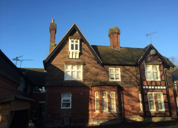 Thumbnail 2 bed flat to rent in Flat 4, Holme Lodge, Godalming
