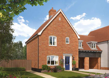 Thumbnail 3 bedroom detached house for sale in Church Hill, Saxmundham, Suffolk