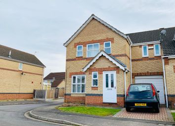 Thumbnail 3 bedroom semi-detached house to rent in Gresley Drive, Lincoln