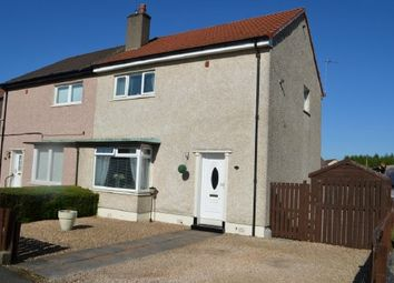 Thumbnail 3 bed semi-detached house to rent in Chestnut Crescent, Dunipace