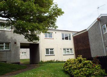 Thumbnail 2 bed flat for sale in Ilston Way, West Cross, Swansea