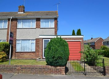 Thumbnail 3 bed semi-detached house for sale in College Road, Sittingbourne