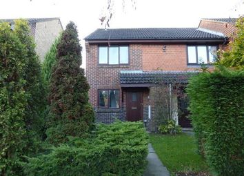 Thumbnail 2 bed terraced house to rent in Capsey Road, Ifield, Crawley