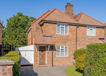 Thumbnail 3 bed semi-detached house for sale in The Drive, Beech Grove, Guildford