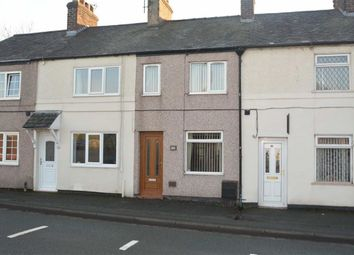Thumbnail 2 bed terraced house for sale in Mold Road, Mynydd Isa, Mold