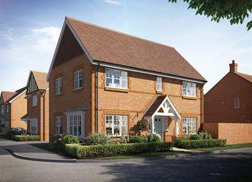 Thumbnail Detached house for sale in Station Road, Oakley, Basingstoke
