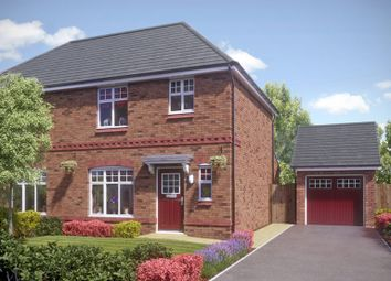 Thumbnail 3 bed detached house for sale in Western Avenue, Huyton
