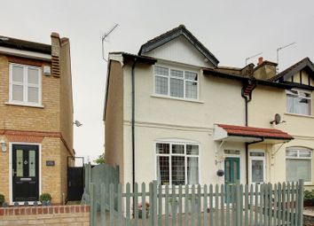 Thumbnail 3 bedroom end terrace house for sale in Holtwhites Hill, Enfield