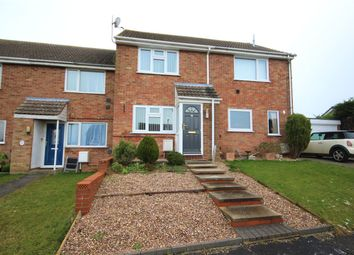 Thumbnail 2 bed terraced house for sale in St Catherines Avenue, Cranwell Village, Sleaford, Lincolnshire