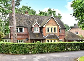 Thumbnail 5 bedroom detached house for sale in The Spinney, Camberley, Surrey