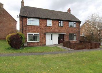 Thumbnail 3 bed semi-detached house for sale in 87 Whinside, Tanfield Lea, Stanley