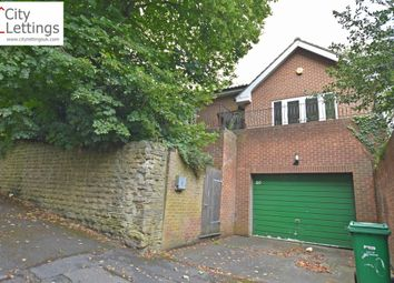 Thumbnail 4 bed detached house to rent in Lucknow Drive, Mapperley Park, Nottingham