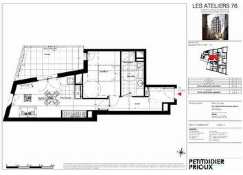 Thumbnail 1 bed apartment for sale in 75018, Paris 18Eme Arrondissement, Fr