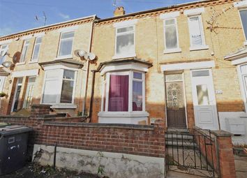 Thumbnail 3 bed terraced house for sale in Knox Road, Wellingborough