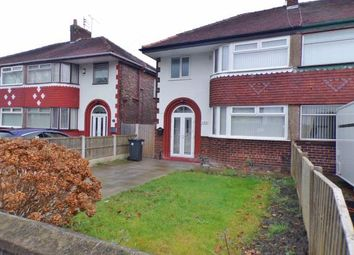 Thumbnail 3 bed semi-detached house for sale in Park Lane, Netherton, Bootle, Merseyside