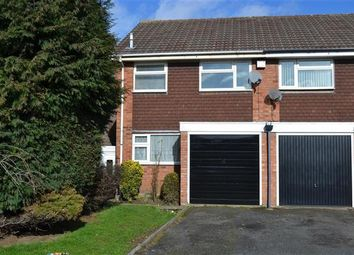 Thumbnail 3 bed link-detached house to rent in Pommel Close, Walsall