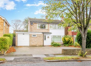 Thumbnail 4 bed detached house for sale in Waveney Avenue, Bedford